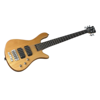 Warwick RB Streamer Std 5 Honey OFC CHROME