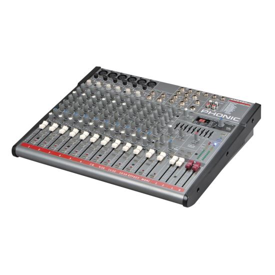 Mixer Analog Phonic AM 642D USB