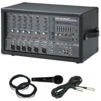Mixer amplificat Powerpod 620 T Head